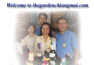 welcome to The Garden Chiangmai jpg